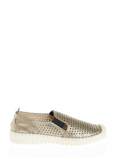 Derigo Sandalet Altın